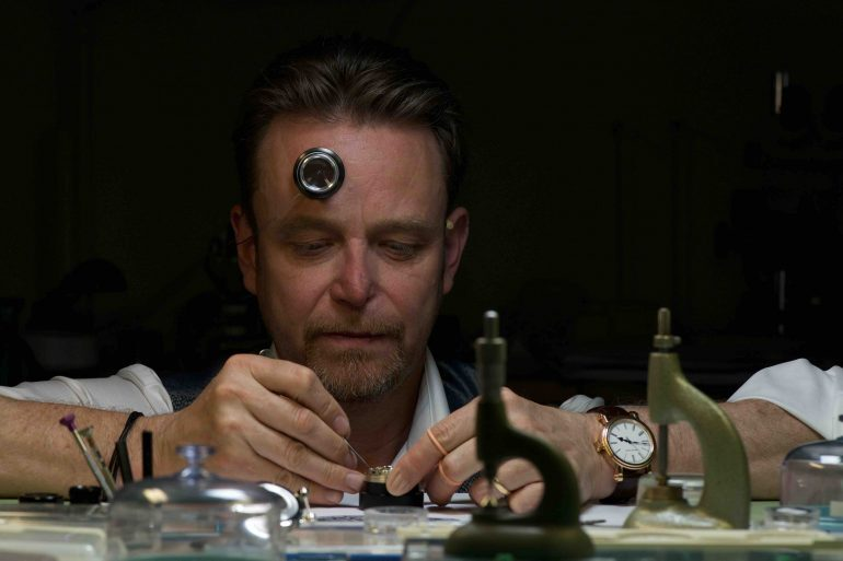 Happenings: Peter Speake-Marin To Lecture At The Horological Society Of New York
