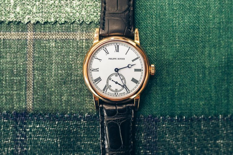 Happenings: Phillips & Tailor Thom Sweeney Host 'Well Suited' Exhibition Of Independent Watchmakers In London
