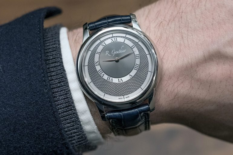 Happenings: Romain Gauthier To Lecture At The Horological Society Of New York
