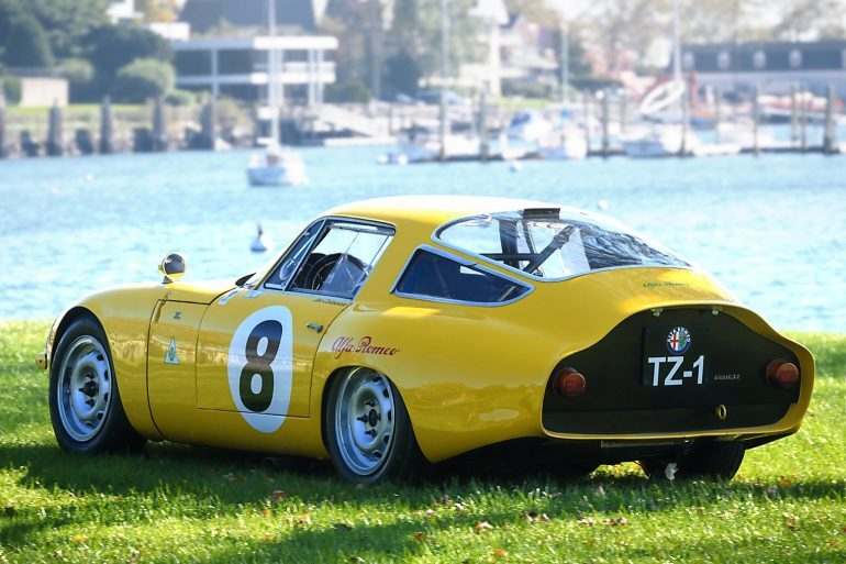 Happenings: The  Shop At The 2019 Greenwich Concours d'Elegance