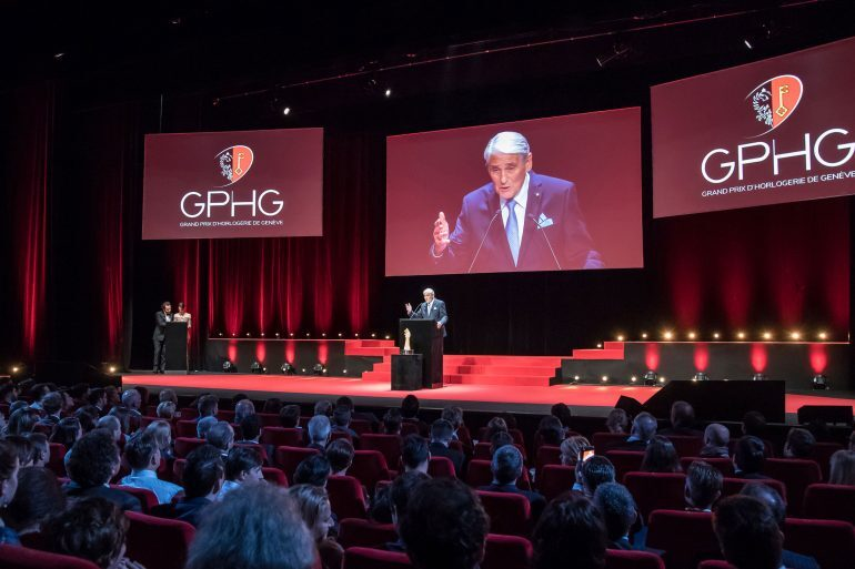 Happenings: Watch The 2018 GPHG Live From Geneva, Right Here