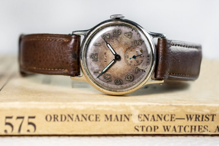 Historical Perspectives: American Watches Gifted To Soviet Troops During The Dark Days Of WWII