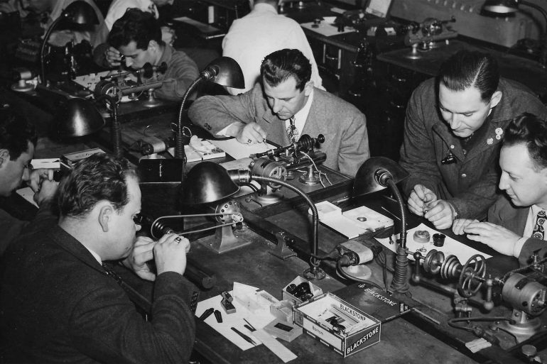Historical Perspectives: Five American Watchmakers You Should Know