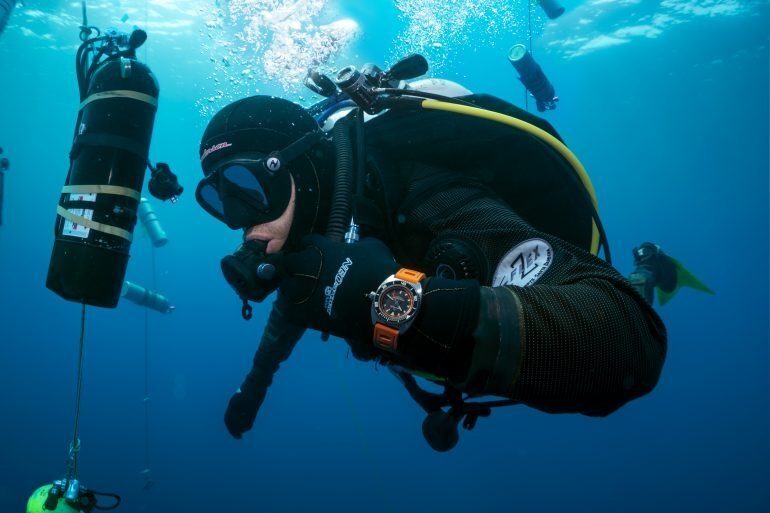 In-Depth: Diving With The Aquadive Bathysphere 100 GMT