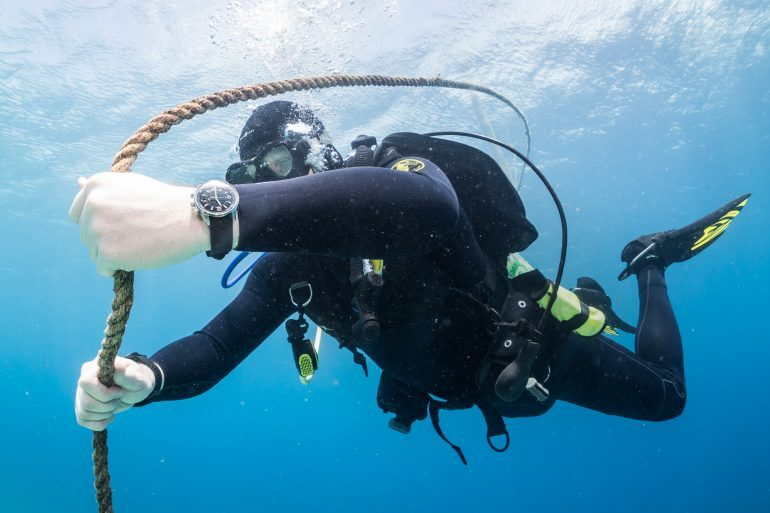 In-Depth: Diving With The Jaeger-LeCoultre Polaris Memovox