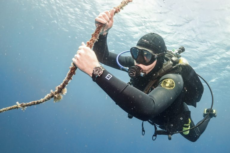 In-Depth: Diving With The Omega Seamaster Professional 300M