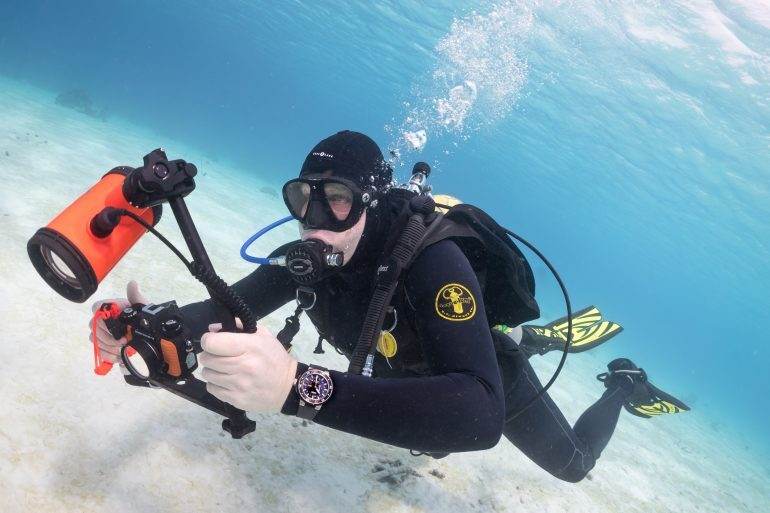 In-Depth: Diving With The Oris ProDiver GMT