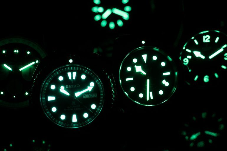 In-Depth: Luminous Dials, What Makes Them Glow, And How To Spot Their Differences