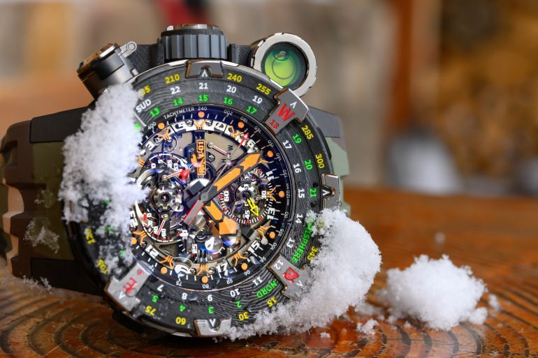 In-Depth: Taking The Richard Mille RM25-01 Into The Colorado Backcountry