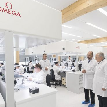 In-Depth: Taking The Swatch Group Manufacture Tour