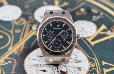 In-Depth: The Audemars Piguet Royal Oak Selfwinding Perpetual Calendar Ultra-Thin (Live Pics, Pricing)