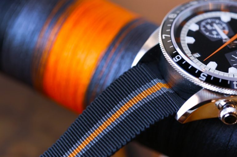 Inside The Manufacture:  A Visit To The Tudor Strap-Making Factory (VIDEO)