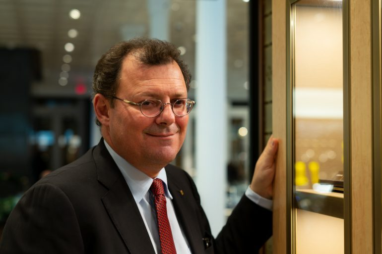 Interview: A Conversation With Patek Philippe's Thierry Stern