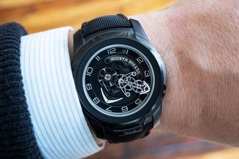 Interview: Ulysse Nardin CEO Patrick Pruniaux On The Freak, The Future, And What Makes A Watch Truly Worth It