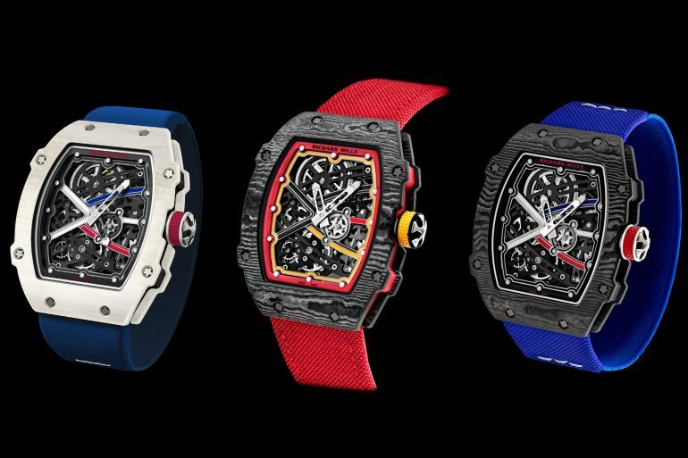 Introducing: A Trio Of New Colors For The Richard Mille RM 67-02