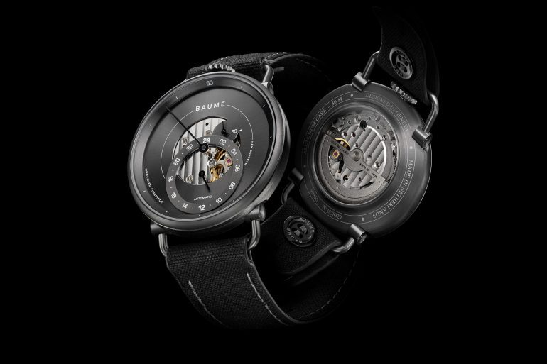 Introducing: Baume, A New Watch Brand Focused On Customization And Sustainability From The Richemont Group