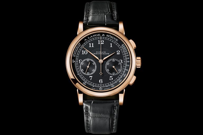 Introducing: The A. Lange & Söhne 1815 Chronograph In Rose Gold