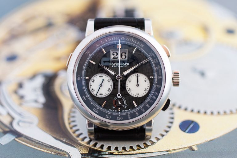 Introducing: The A. Lange & Söhne Datograph Up/Down 'Lumen' (Live Pics & Pricing)