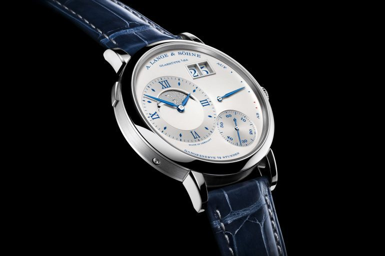 Introducing: The A. Lange & Söhne Grand Lange 1 Moon Phase '25th Anniversary'