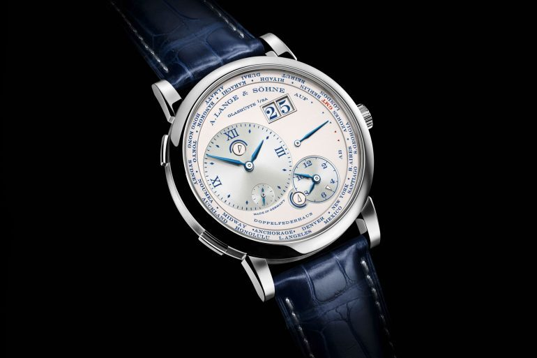 Introducing: The A. Lange & Söhne Lange 1 Time Zone '25th Anniversary'