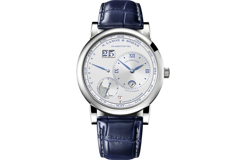 Introducing: The A. Lange & Söhne Lange 1 Tourbillon Perpetual Calendar '25th Anniversary' Limited Edition