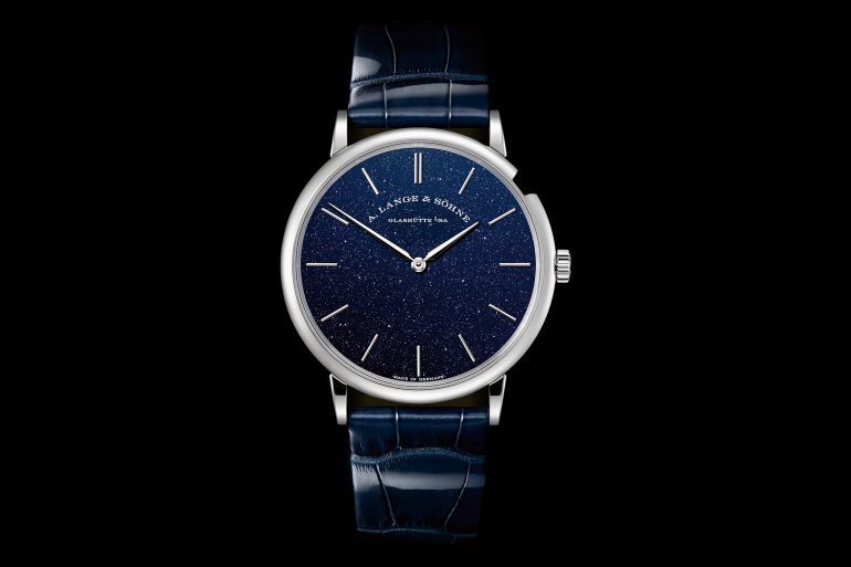 Introducing: The A. Lange & Söhne Saxonia In Copper Blue