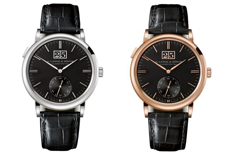 Introducing: The A. Lange & Söhne Saxonia Outsize Date