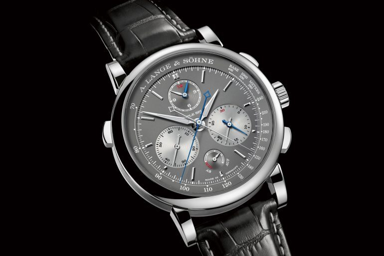 Introducing: The A. Lange & Söhne Triple Split, The World's First Triple Rattrapante Chronograph