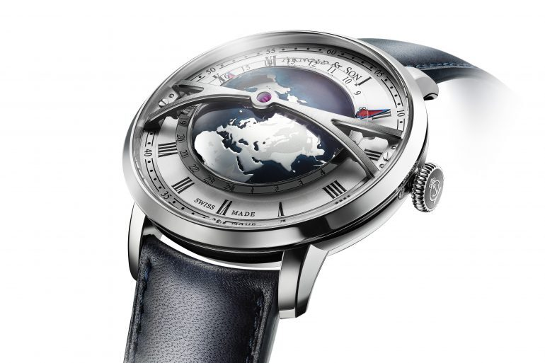 Introducing: The Arnold & Son Globetrotter