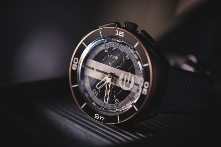 Introducing: The Autodromo Ford GT Owners Edition Chronograph