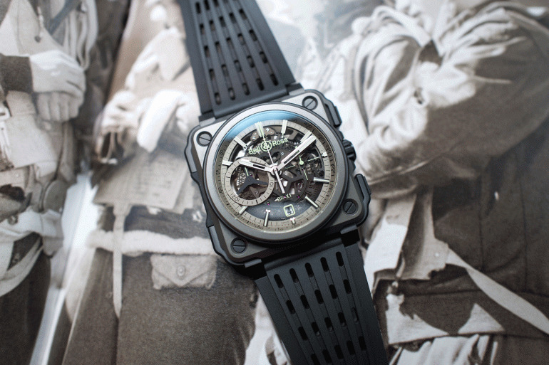 Introducing: The Bell & Ross BR-X1 Military (Live Pics & Pricing)