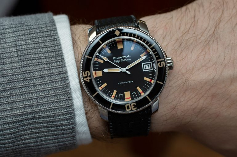 Introducing: The Blancpain Fifty Fathoms Barakuda Limited Edition (Live Pics & Pricing)