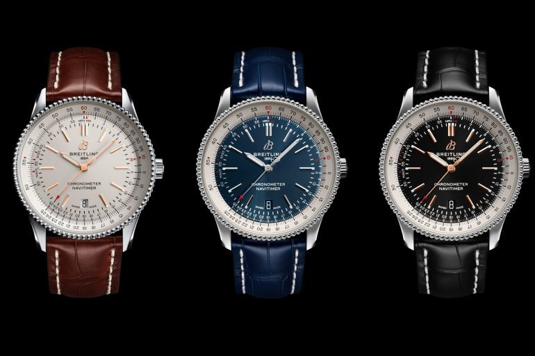 Introducing: The Breitling Navitimer 1 Automatic 41