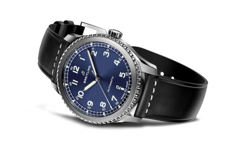 Introducing: The Breitling Navitimer 8 Automatic