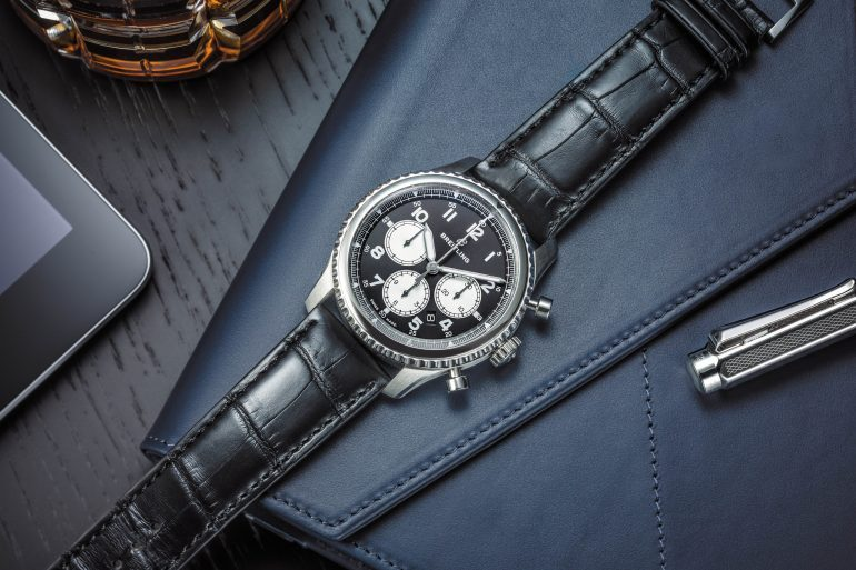 Introducing: The Breitling Navitimer 8 B01