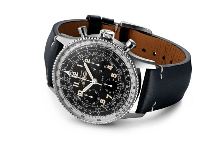 Introducing: The Breitling Navitimer Ref. 806 1959 Re-Edition