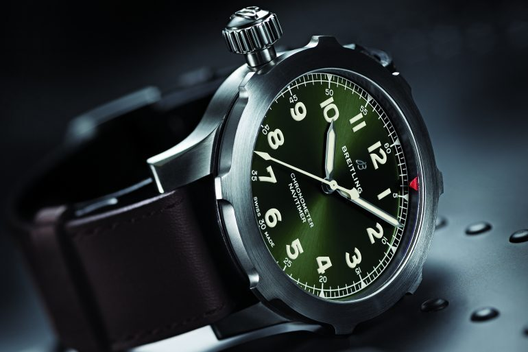 Introducing: The Breitling Navitimer Super 8