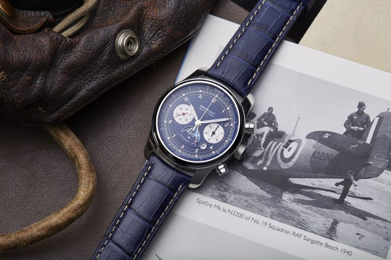 Introducing: The Bremont 1918 Limited Edition Chronograph