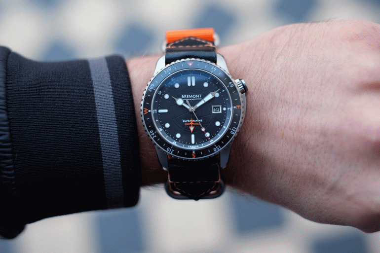 Introducing: The Bremont Endurance Limited Edition (Live Pics & Pricing)