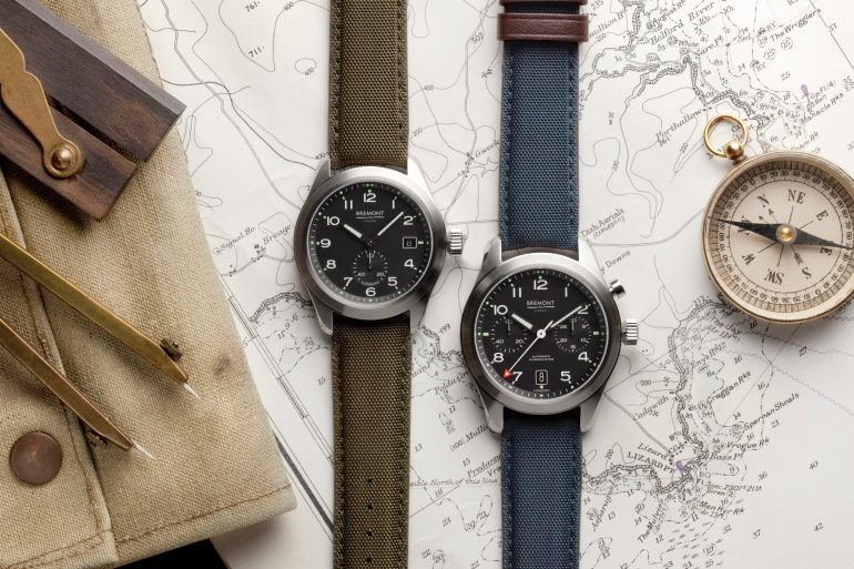 Introducing: The Bremont Ministry Of Defense Collection