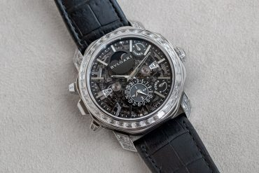 Introducing: The Bulgari Octo Roma Grande Sonnerie Perpetual Calendar Diamonds (Live Pics & Pricing)
