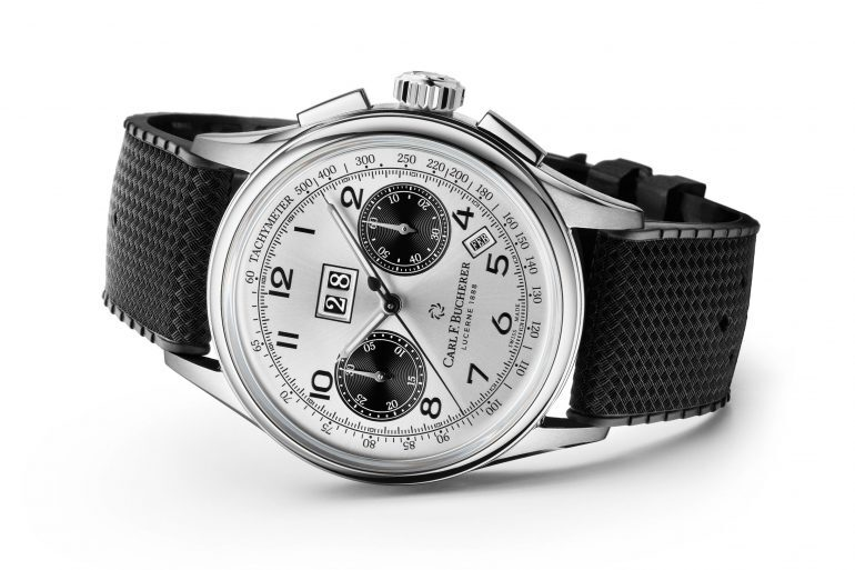 Introducing: The Carl F. Bucherer Heritage BiCompax Annual