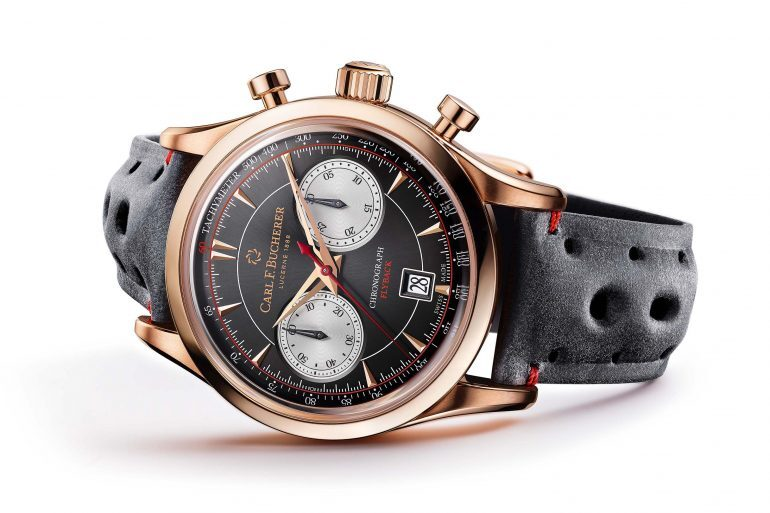Introducing: The Carl F. Bucherer Manero Flyback In Rose Gold