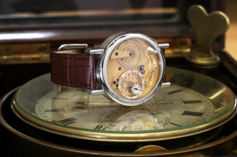 Introducing: The Eccentricity By Independent French Watchmaker Cyril Brivet-Naudot