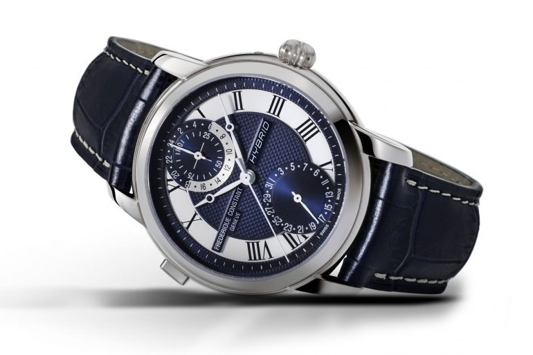 Introducing: The Frederique Constant Hybrid Manufacture, A Mechanical Take On The Smartwatch