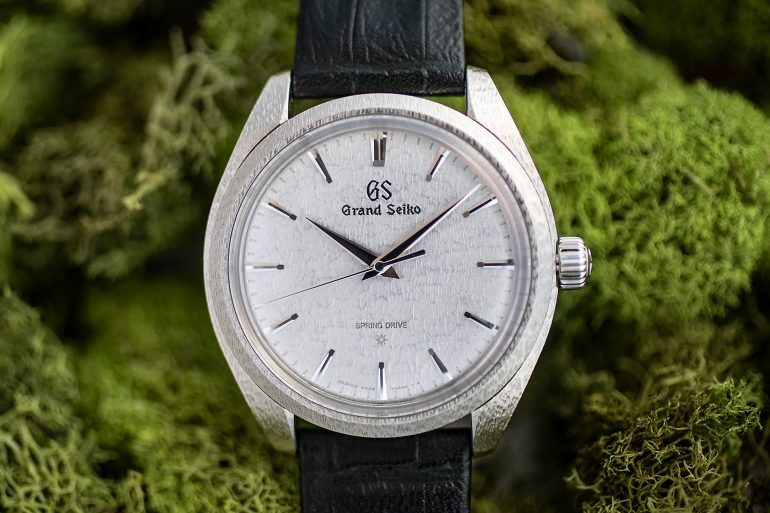 Introducing: The Grand Seiko 20th Anniversary Of Spring Drive (Live Pics & Pricing)