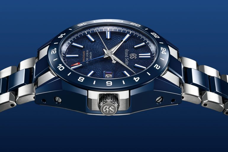 Introducing: The Grand Seiko Blue Ceramic Hi-Beat GMT 'Special' Limited Edition