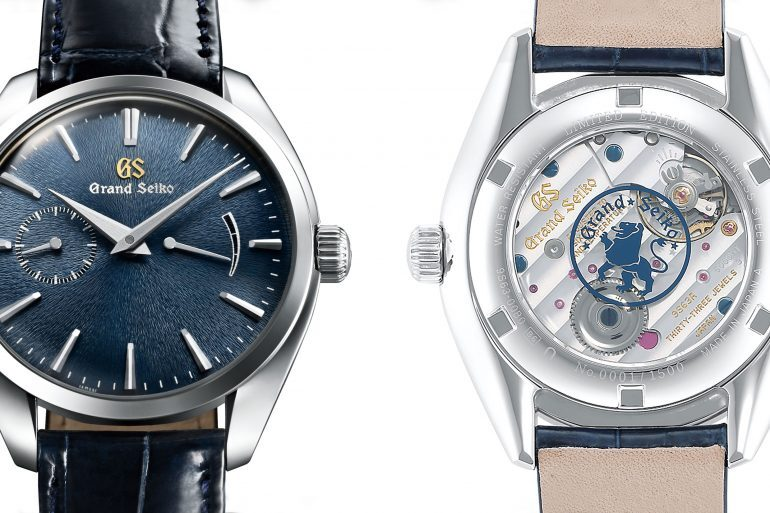 Introducing: The Grand Seiko Elegance Collection 'Slim' Hand-Wound Limited Editions