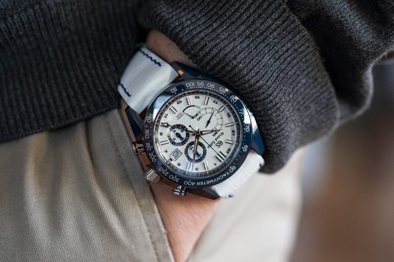 Introducing: The Grand Seiko GT-R 50th Anniversary Limited Edition Spring Drive Chronograph GMT