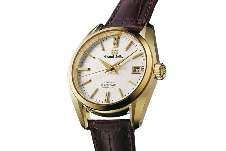 Introducing: The Grand Seiko Hi-Beat 36000 'Special' SBGH266 For 20th Anniversary Of Caliber 9S
